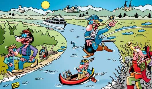 Das Weserbergland - Kanu, Wandern, Radfahren, Wesder sowie Sagen und Märchen