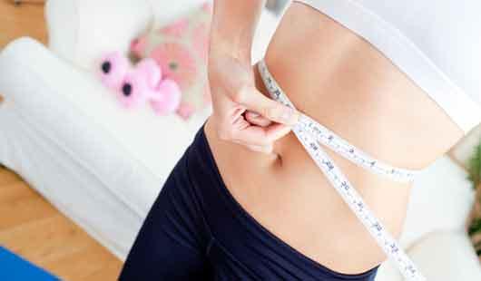 Zum gesunden Abnehmen gehört das Umstellen der Ernährung