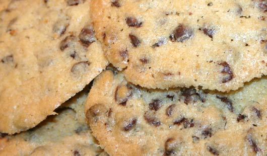 So lecker: frische Cookies