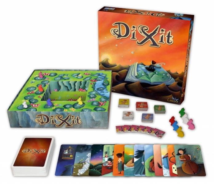 Dixit, Spiel des Jahres 2010