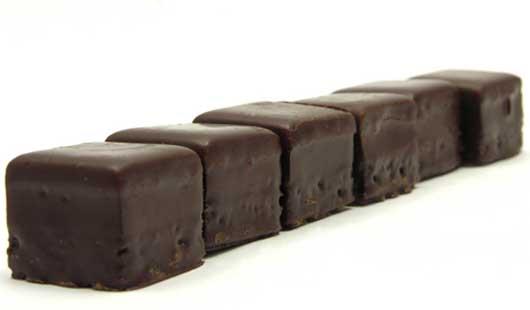 Dominosteine - Süßigkeit für die Weihnachtszeit