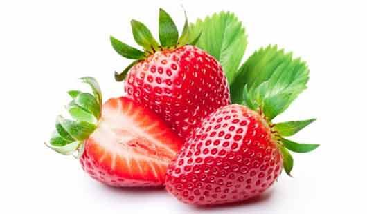 Rezepte für Erdbeeren