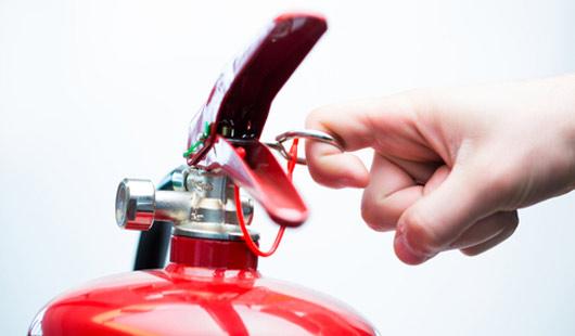 Brandschutz: Feuerlöscher sind wichtig