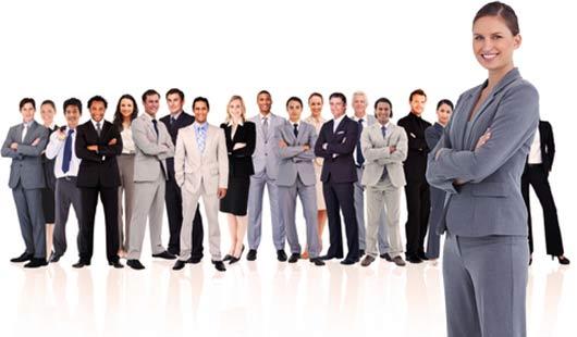 Frauen als Chef