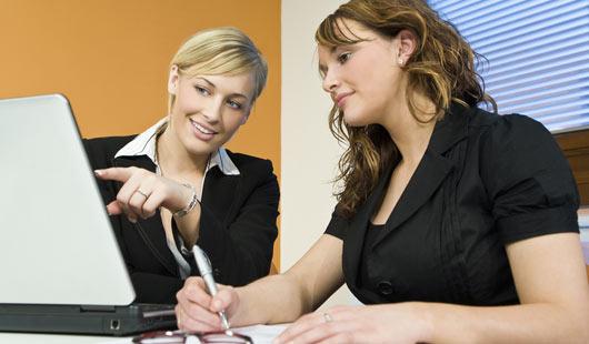 Frauen benötigen passende Strukturen am Arbeitsplatz