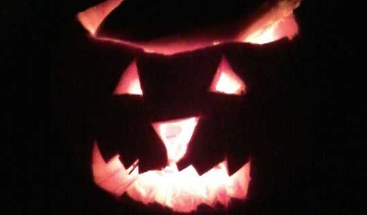 Halloween - Gruselstimmung