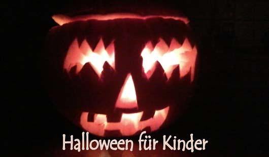 Halloween für Kinder - Tipps für Halloween