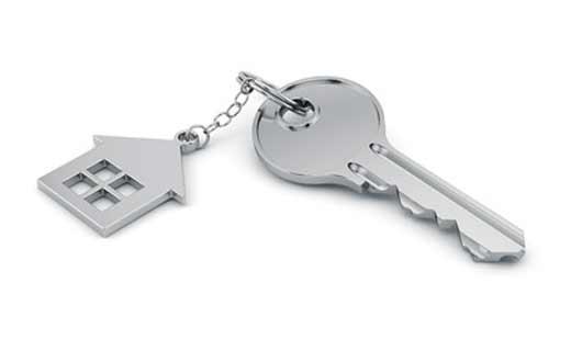 Haustürschlüssel verloren?