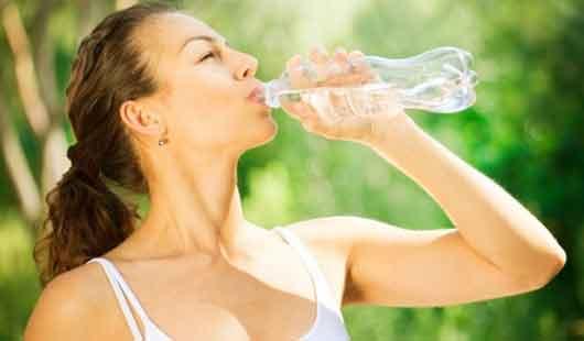 Tipps gegen Hitze, um den Körper zu entlasten