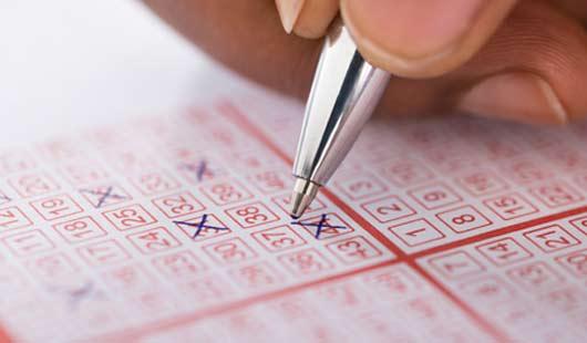 Lottoschein - der Weg zum Glück?