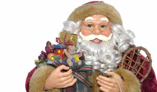 Nikolausfigur - klassische Darstellung