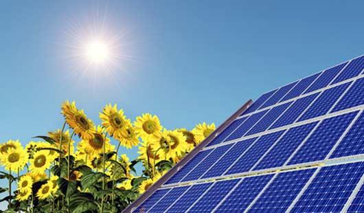Photovoltaikanlagen bringen Autononmie