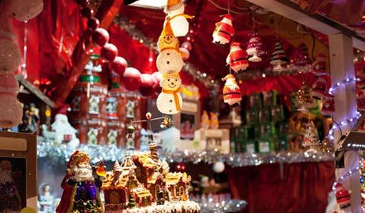 Stimmungsvolle Weihnachtsmärkte