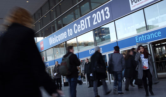 CeBIT 2013 in Hannover: Shareconomy kommt