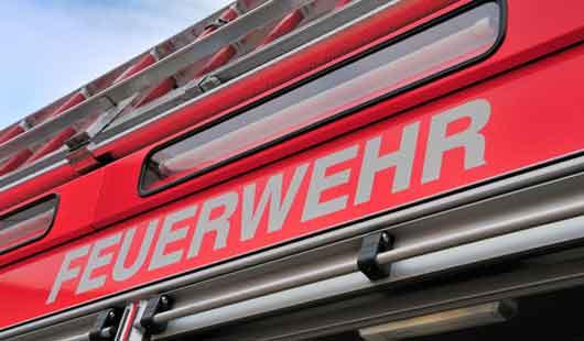 Feuerwehr: schwierige Zukunft