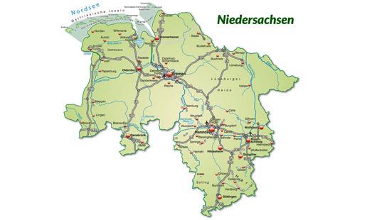 Gebietsreform in Niedersachsen
