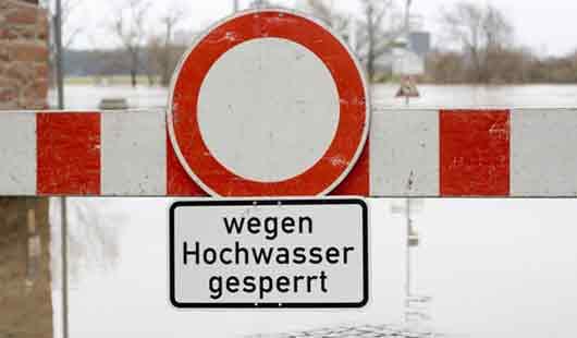 Elbe: Hochwasserscheitel erreicht Niedersachsen