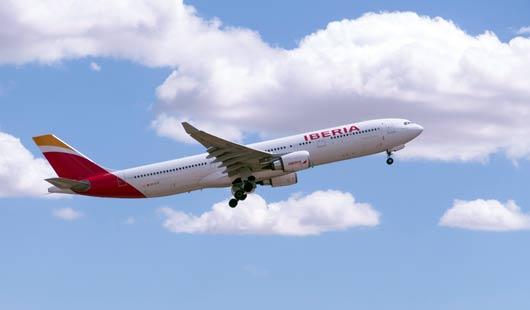 Iberia fliegt ab Hannover nach Madrid