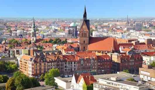 Niedersachsens Kommunen gegen Street View