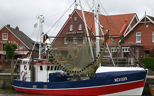 Niedersachsens Krabbenfischerei vor dem Aus