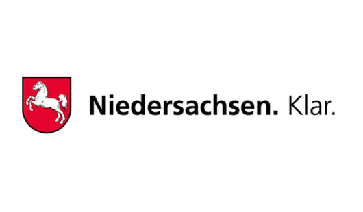 Logo Niedersachsen klar