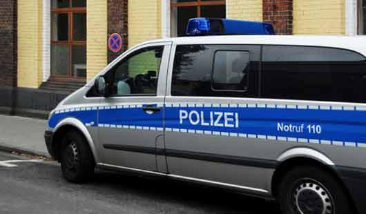 Polizei fasst Steinewerfer