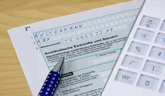 Zahl der Selbstanzeigen bei Schwarzgeldkonten im Auslad in Niedersachsen konstant hoch