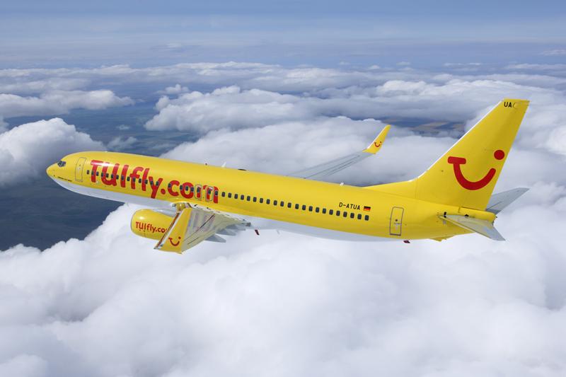 TUI bietet mehr Flüge ab Hannover an