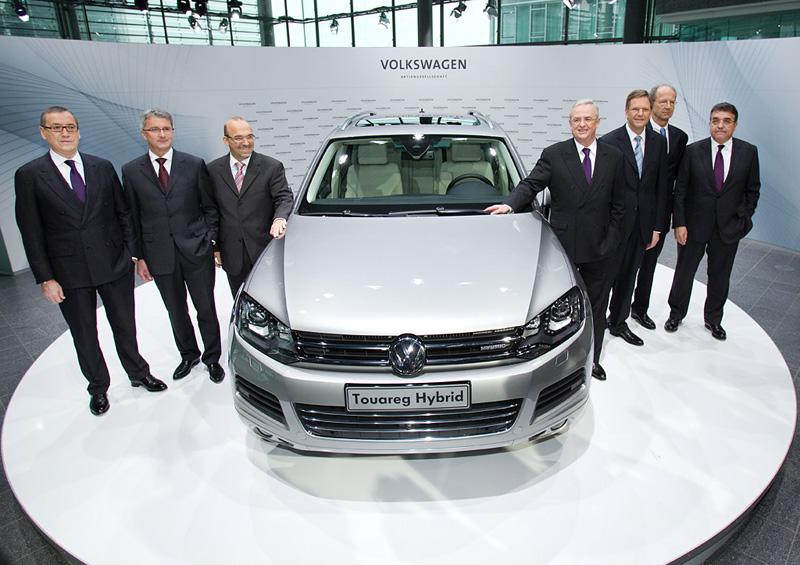 Volkswagen: Es läuft!
