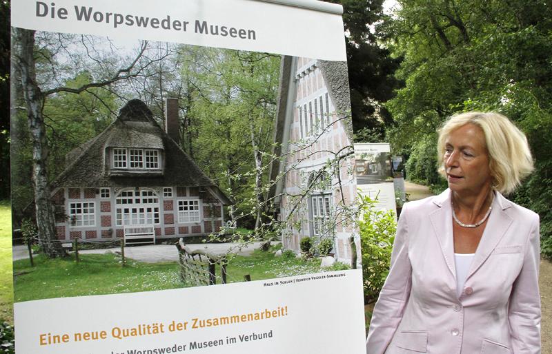 Die niedersächsische Ministerin für Wissenschaft und Kultur, Prof. Dr. Johanna W