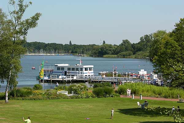 Das Bad Zwischenahner Meer ist eine Attraktion im Landkreis Ammerland