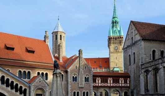 Braunschweig hat eine sehenswerte Altstadt