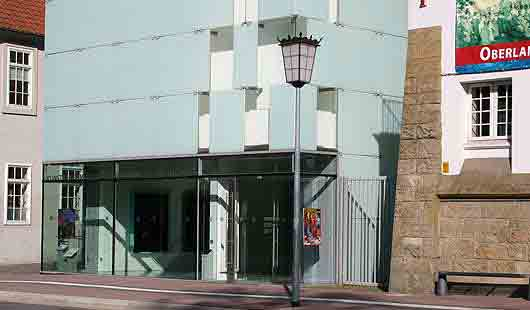 Sehenswürdigkeit und Ausflusgziel - das Celler Kunstmuseum