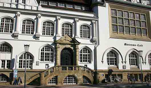 Für Zwischenpausen eignet sich das Museumscafe in Celle