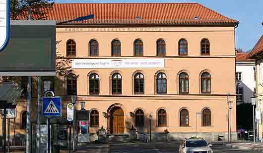 Foto vom Oberlandesgericht in Celle