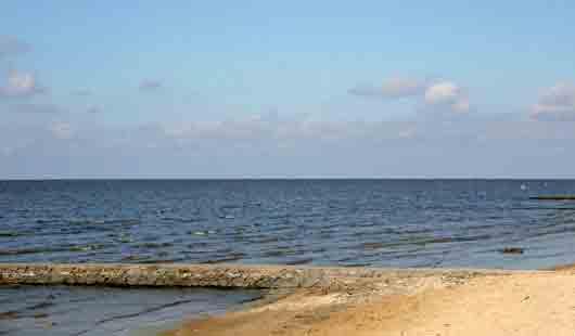 Cuxhaven hat einen schönen Nordseestrand