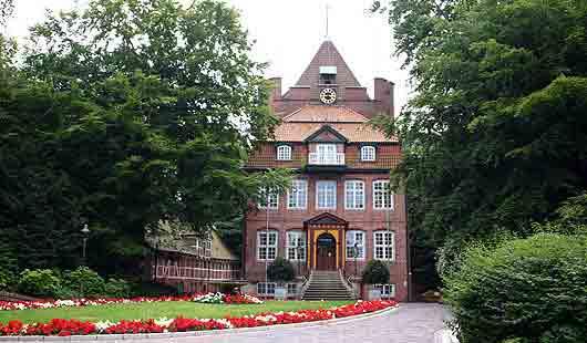 In Cuxhaven ist das Schloss Ritzebüttel eine bedeutende Sehenswürdigkeit