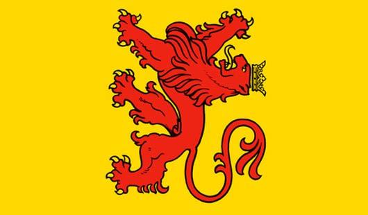Flagge von Diepholz