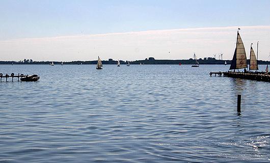 Dümmer See bei Lembruch