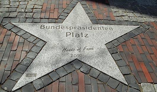 Wittmund - Bundespräsidentenplatz