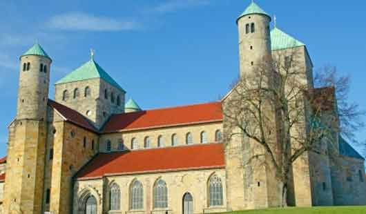 Hildesheim - St. Michaelis Kirche