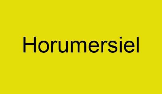 Horumersiel