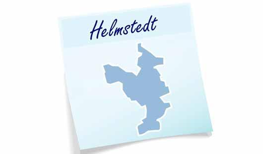 Landkreis Helmstedt - Karte mit Umriss