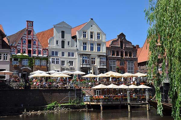 Lüneburg - Am Stintmarkt