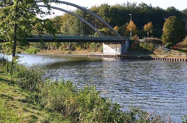 Wasserstrasse Mittellandkanal