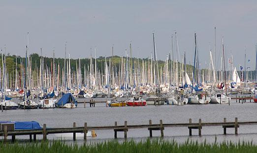 Neustadt am Rübenberge: Steinhuder Meer bei Mardorf