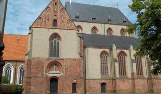 Kirche in Norden - Foto von G. Dehne