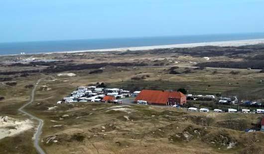 Blick auf den Nordteil der Insel