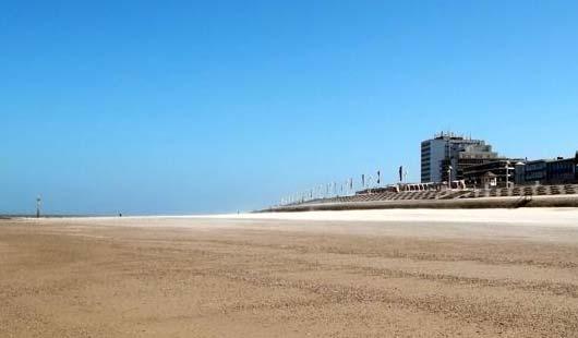 Norderney Strandpromenade