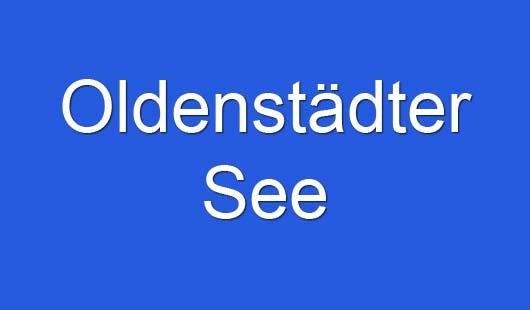 Oldenstädter See